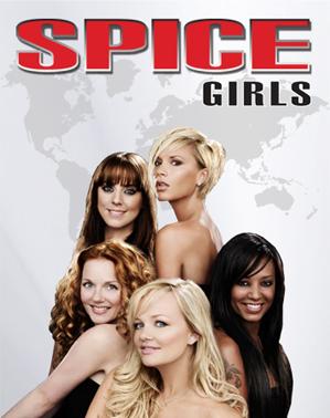 Resultado de imagem para spice girls 2007