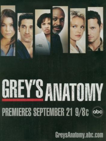 Grey S Anatomy 3 ª Temporada Wikipédia A Enciclopédia Livre