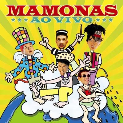 Mamonas ao Vivo Mamonas Assassinas – Jumento Celestino – Mp3