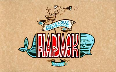 Flapjack Episode With Candy Hot Dogs
