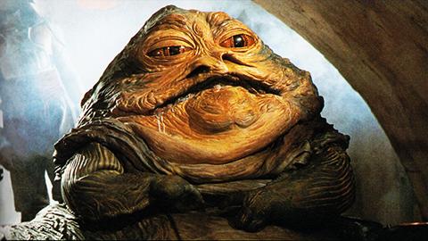 Jabba the Hutt – Wikipédia, a enciclopédia livre Jabba The Hutt