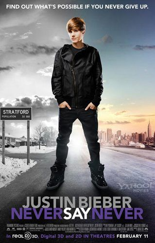 Justin Bieber � Never Say Never Dublado