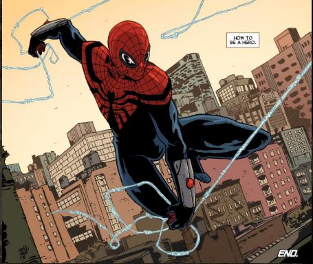 homem aranha superior cbr file