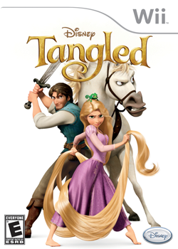 disney tangled the video game � wikip233dia a enciclop233dia