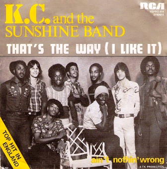 Kc and the sunshine band singles