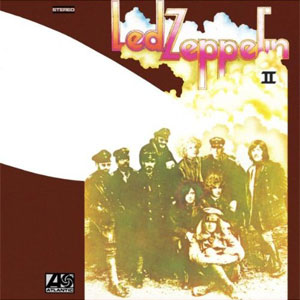 Led Zeppelin I  First Album Cover poster 24 X 36