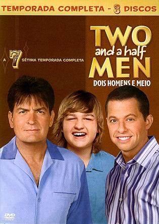 Dois Homens e Meio 7º Temporada (2009) Blu-Ray 720p Download Torrent Dublado