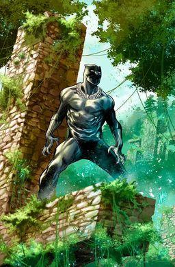 Pantera Negra Marvel Comics Wikipedia A Enciclopedia Livre