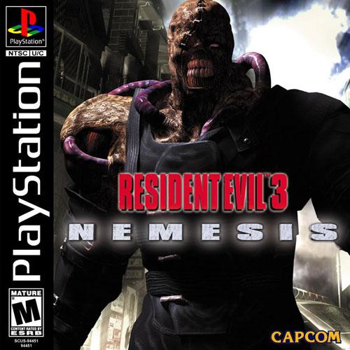 Resident Evil 3: Nemesis – Wikipédia, a enciclopédia livre