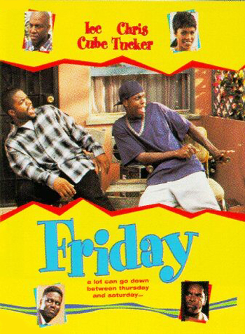 Firday the movie