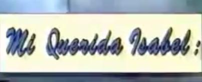3ee816e376 Mi querida Isabel – Wikipédia