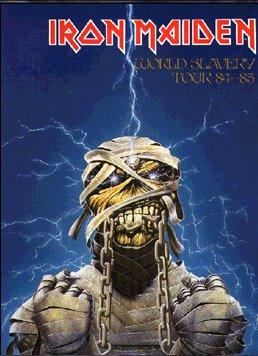Iron Maiden World Slavery Tour Bootlegs