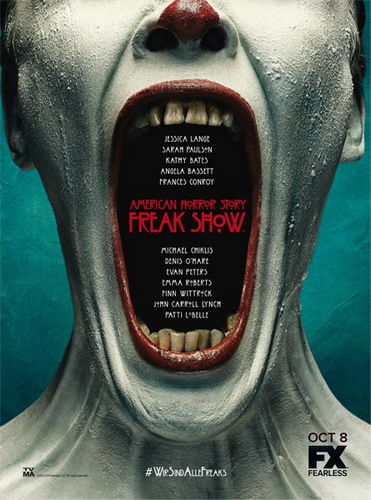 American Horror Story: Freak Show – Wikipédia, a ... American Horror Story Season 4 Freakshow