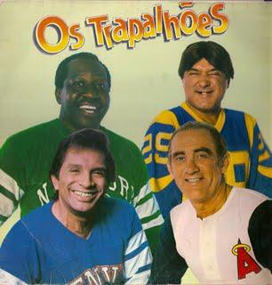 Resultado de imagem para fotos do quarteto os trapalhoes