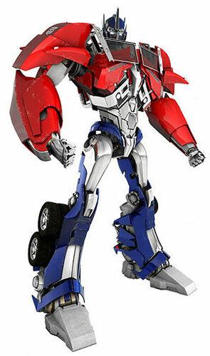 Optimus prime wikip dia a enciclop dia livre - Optimus prime dessin ...
