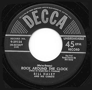 Rock Around The Clock Wikip 233 Dia A Enciclop 233 Dia Livre
