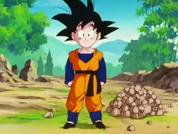 Qual o pior personagem de Dragon Ball? SonGoten