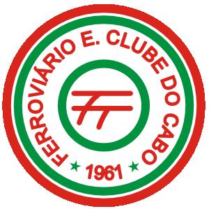 Escudo do Ferroviário Esporte Clube do Cabo.