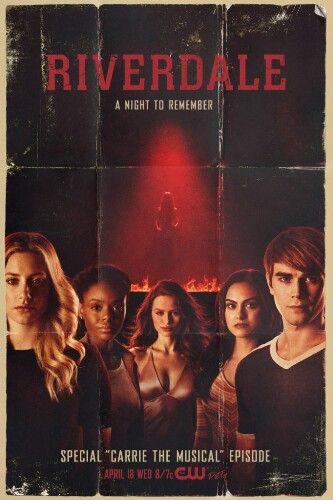 Ficheiro Riverdale Carrie The Musical Poster Jpg Wikipedia