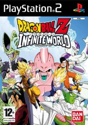 dragon ball z infinite world � wikip233dia a enciclop233dia