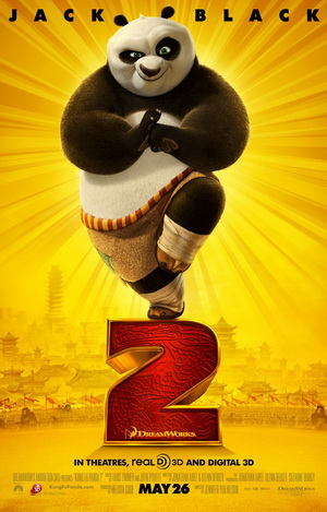 Kung Fu Panda 2 Poster Download   Kung Fu Panda 2   DVDRip+Torrent+Assistir Online   Dublado