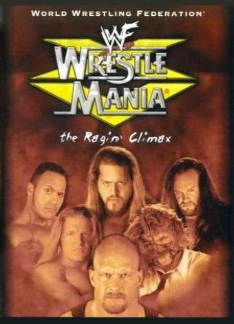 WrestleMania XV Wikipdia A Enciclopdia Livre