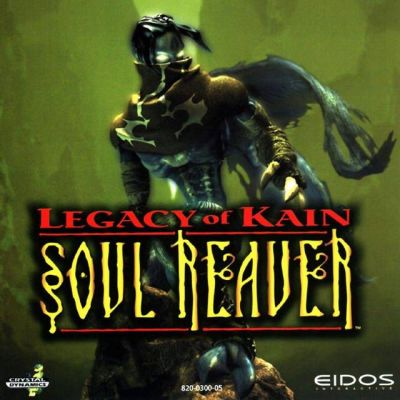 LEGACY OF KAIN: SOUL REAVER 1 TRADUZIDO E DUBLADO (PT-BR) (PC)