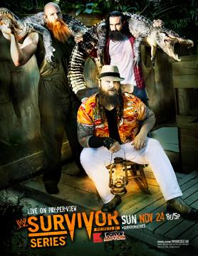 Wwe Survivor Series 2013 Poster Survivor Series (2013)...
