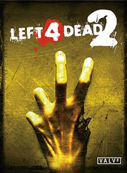 Left 4 Dead 2 - Pc+atualizações+crack+config serve Left4Dead2