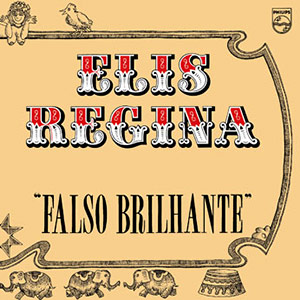 [TR24][DVD-A] Elis Regina - Falso Brilhante - 1976 (Bossa Nova / Latin Jazz)