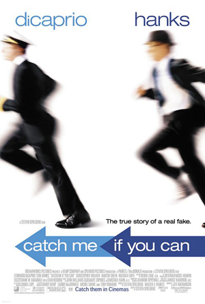 Catch Me If You Can (2002) – Wikipédia, a enciclopédia livre