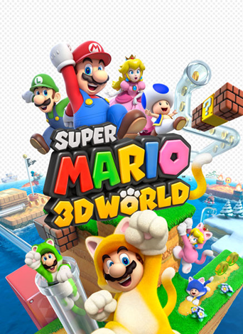 Super Mario 3D World Wikip dia