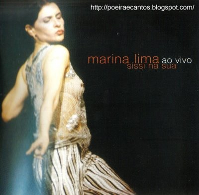 Baixar CD Marina Lima – Síssi Na Sua Ao Vivo Grátis MP3
