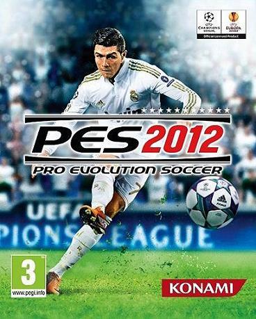 PES2012 PS3