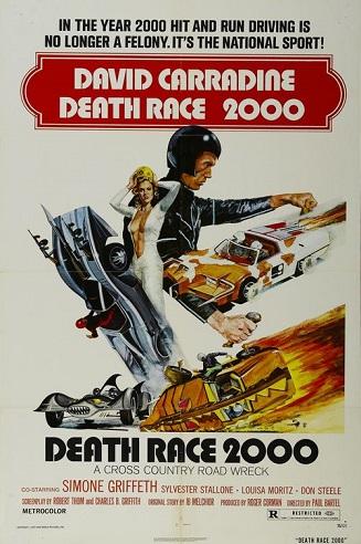 Resultado de imagem para Corrida da Morte - Ano 2000 [1975]