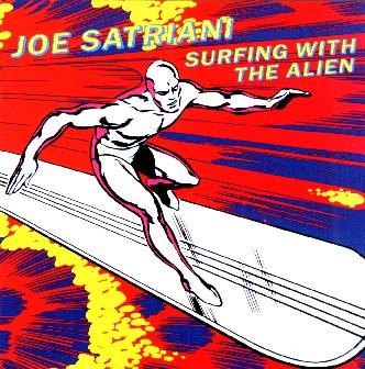 Capas de disco que marcaram sua vida Surfing_With_The_Alien