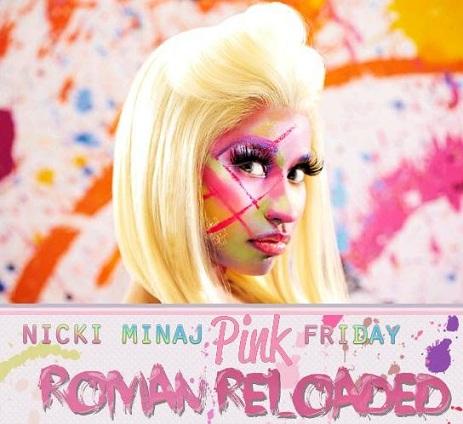 Ficheiro:Nicki Minaj - Pink Friday Roman Reloaded.jpg