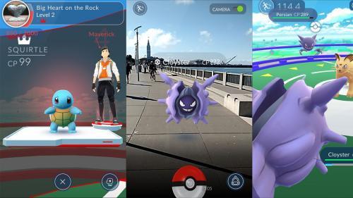 Pokémon GO – Wikipédia, a enciclopédia livre
