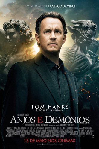 Picture of a movie: Anjos E Demónios