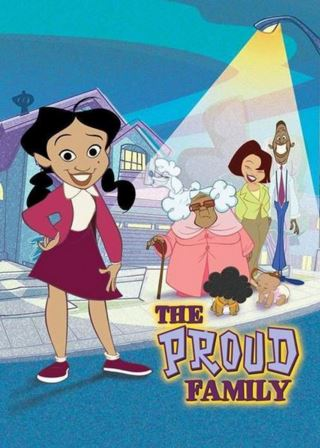 The Proud Family Wikipedia A Enciclopedia Livre