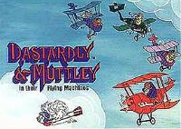 Dastardly And Muttley In Their Flying Machines Wikipedia A