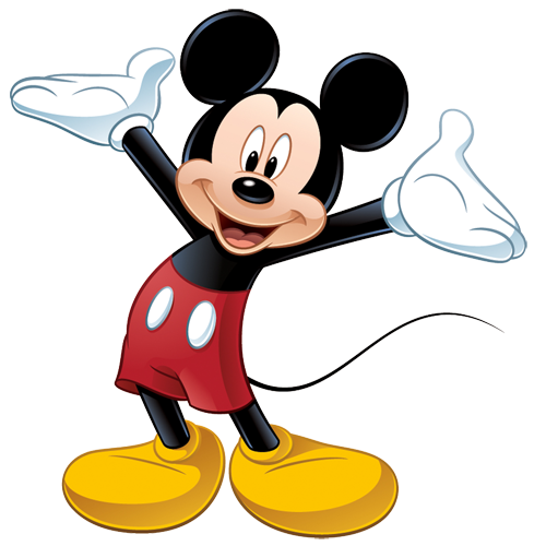 Ficheiro:Mickey Mouse.png