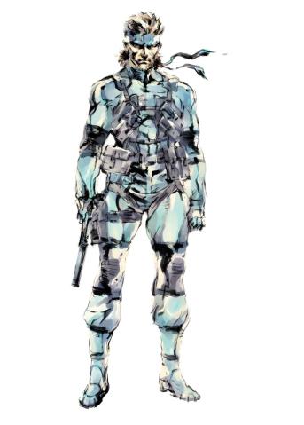 Raiden Mgs2 Hd Solid Snake – Wikip&...