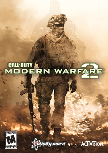 Resultado de imagem para Call of Duty Modern Warfare 2 capa