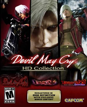 Devil may cry hd collection wikip dia a enciclop dia livre - Devil may cry hd pics ...