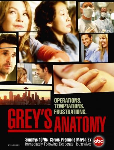 Grey S Anatomy 1 ª Temporada Wikipédia A Enciclopédia Livre