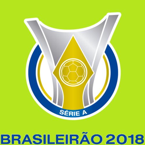 Resultado de imagem para brasileirão 2018 logo