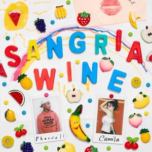 Ficheiro:Pharrell Williams and Camila Cabello - Sangria Wine (Official Single Cover).png