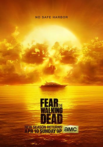 Fear The Walking Dead 2 ª Temporada Wikipédia A Enciclopédia Livre