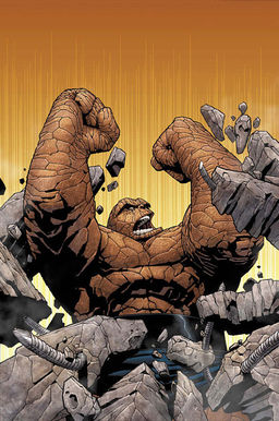 Coisa (Marvel Comics) – Wikipédia, a enciclopédia livre